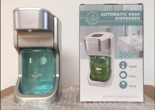 Dispensador de Mesa 500ml